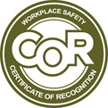 COR Workplace Safety Seal